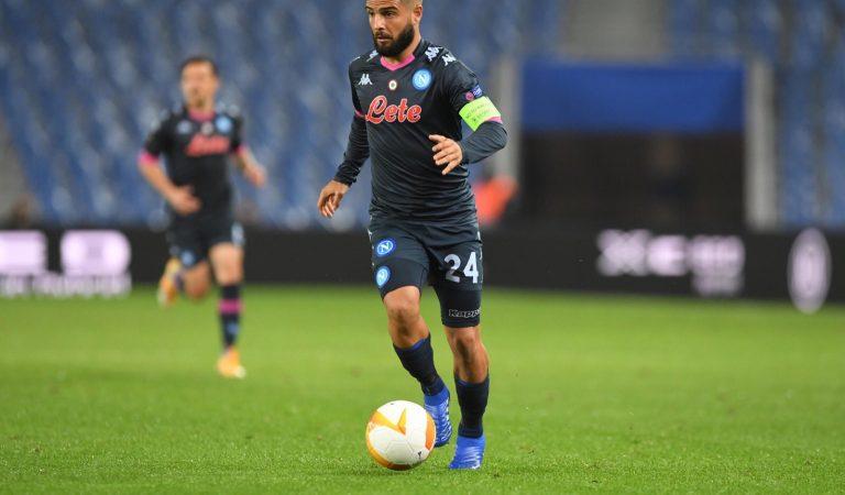 Napoli logra su primer triunfo en la Europa League tras ganar a la Real Sociedad