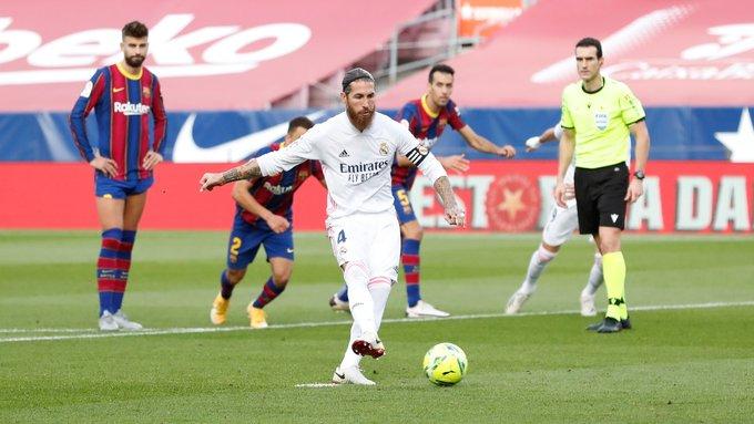 Real Madrid sale de la mala racha y gana el Clásico en Barcelona