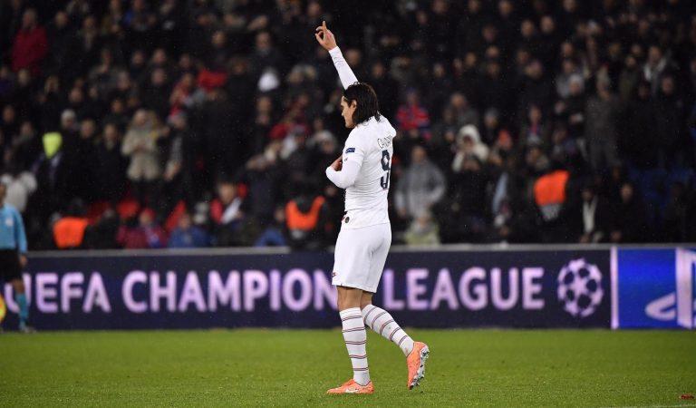 OFICIAL: Manchester United ficha a Edinson Cavani