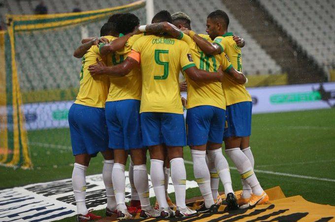 Brasil arranca con goleada sobre Bolivia su camino a Qatar 2022