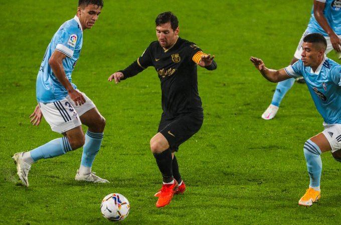 Ronald Koeman no convocó a Lio Messi para el partido ante Dinamo de Kiev