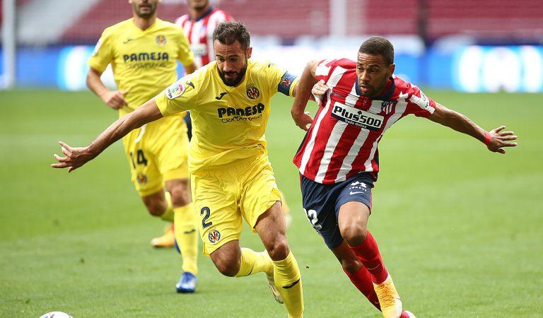 Atlético de Madrid y Villarreal sin hacerse daño en el Wanda Metropolitano