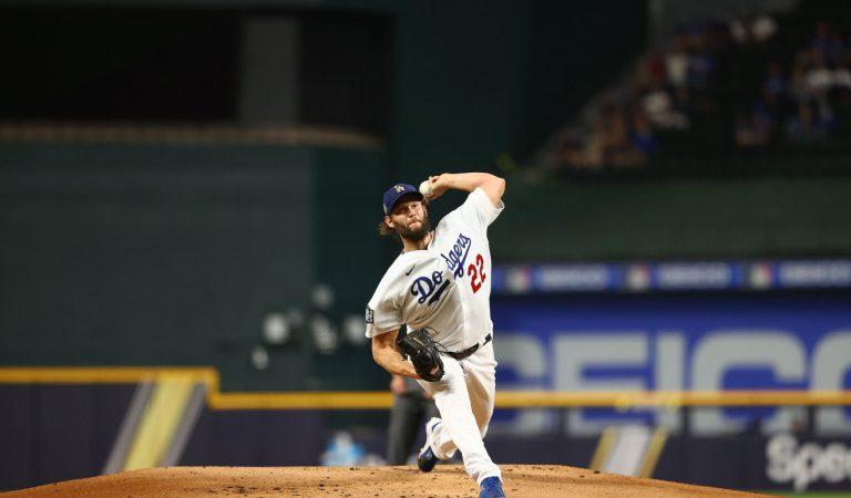 Los Dodgers de Los Ángeles se llevan el Juego 1 de la Serie Mundial 2020