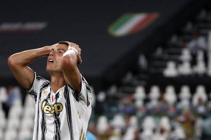 Cristiano Ronaldo, nuevamente positivo por COVID-19