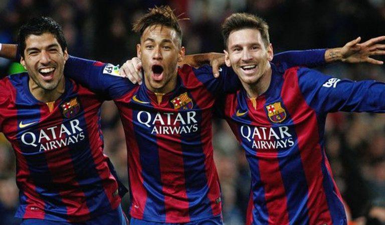 TOP 5: Los mejores delanteros que que han acompañado a Lionel Messi en Barcelona