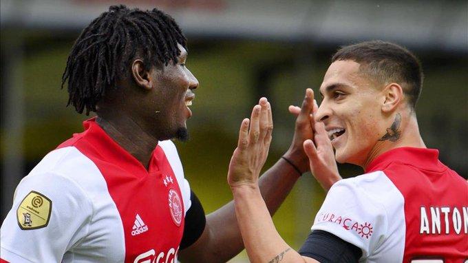 Goleada histórica del Ajax en la Eredvisie