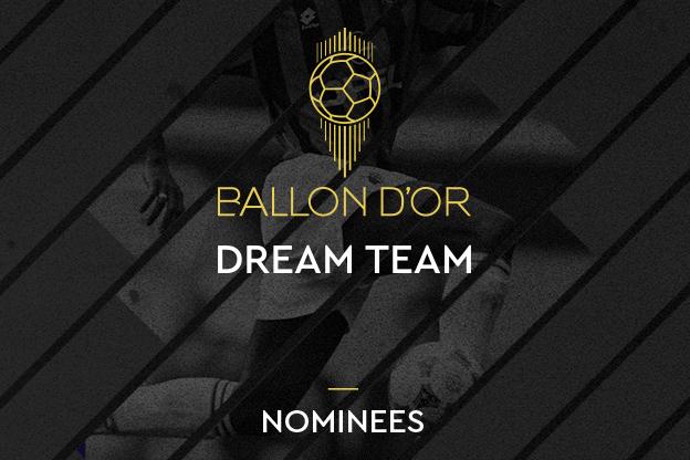 France Football nomina a los delanteros para su Dream Team