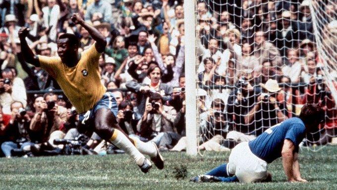 80 años del Rey Pelé, siempre en la cima