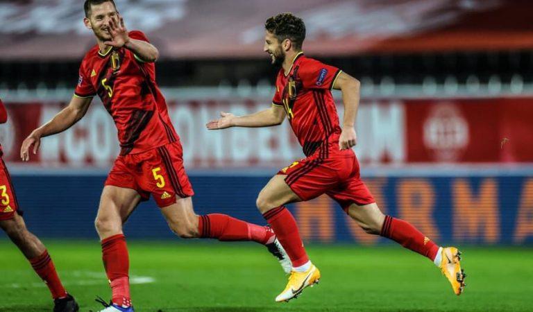 Bélgica vence a Inglaterra y lo elimina de la Nations League