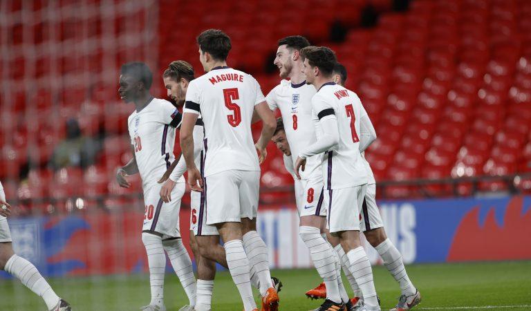 Inglaterra se despide de la UEFA Nations League con goleada ante Islandia