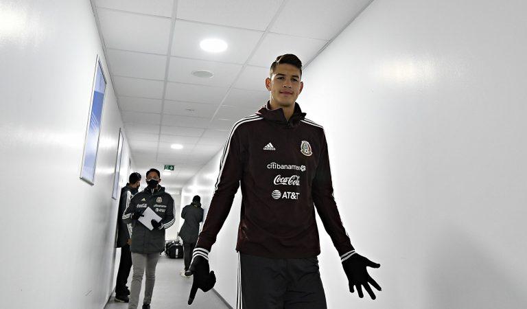 César Montes causa baja de la Selección Mexicana