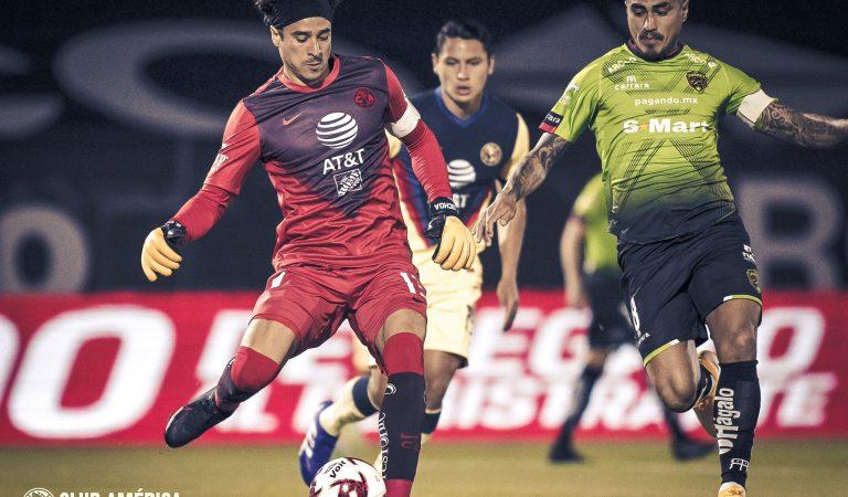 América elimina al FC Juárez del repechaje con empate en la frontera
