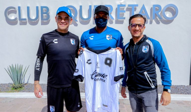 OFICIAL: Antonio Valencia ya es del Querétaro