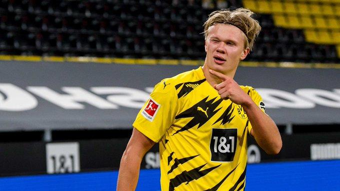 Erling Haaland es el nuevo ganador del premio Golden Boy