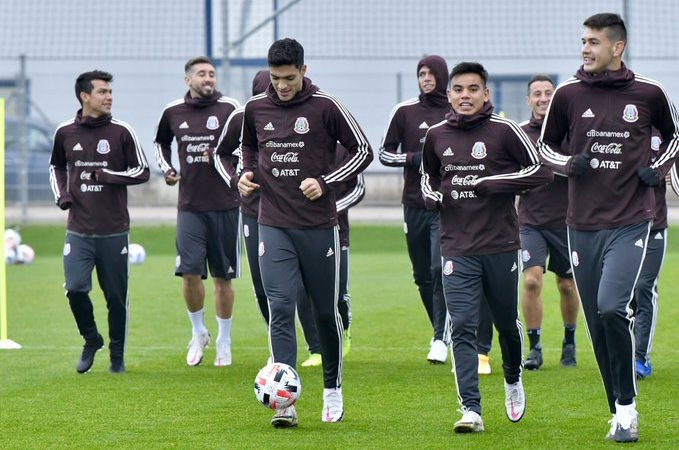 La Selección Mexicana ya está concentrada para la Fecha FIFA