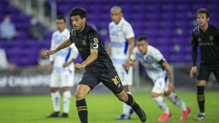 Cruz Azul firma un nuevo fracaso y cae ante LAFC en la Concachampions