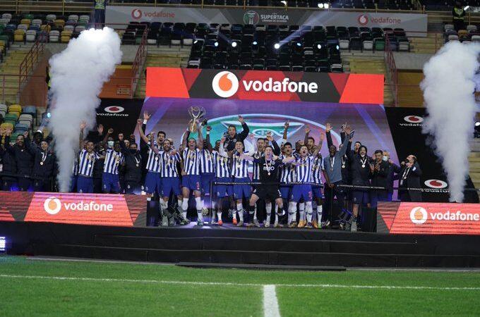 Porto es el campeón de la Supercopa de Portugal