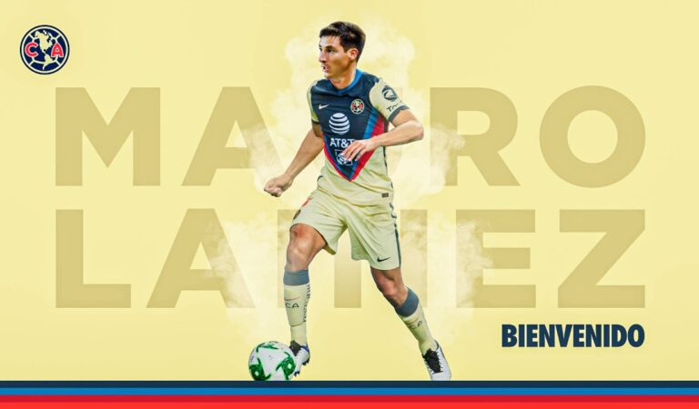 OFICIAL: Mauro Lainez ficha por el América