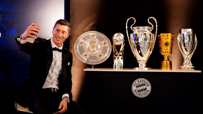 Robert Lewandowski gana el Premio FIFA The Best 2020