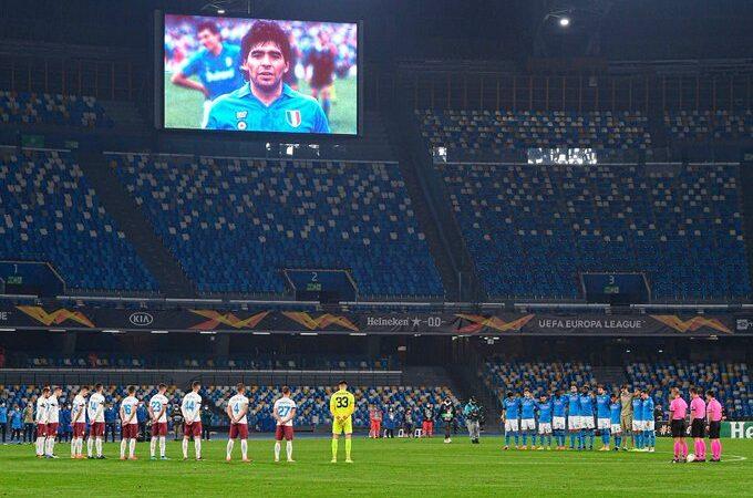 El estadio del Napoli tiene nuevo nombre