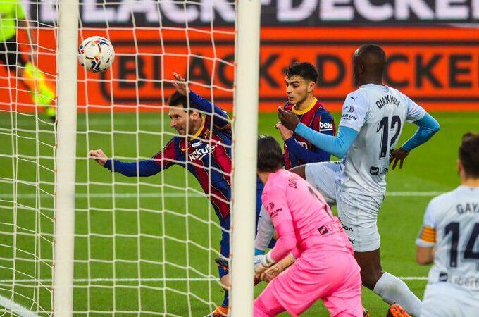 Lionel Messi será baja en la semifinal de la Super Copa de España