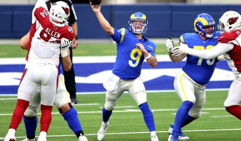 Rams se imponen ante los Cardinals y obtienen su boleto a postemporada