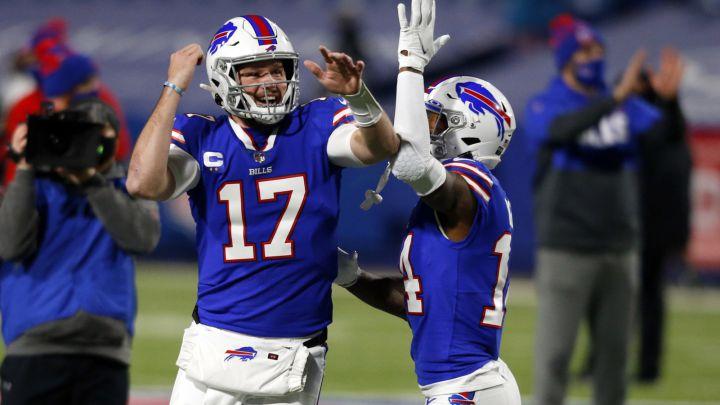 Los Bills imponen condiciones ante Ravens para llegar al juego de campeonato de la AFC