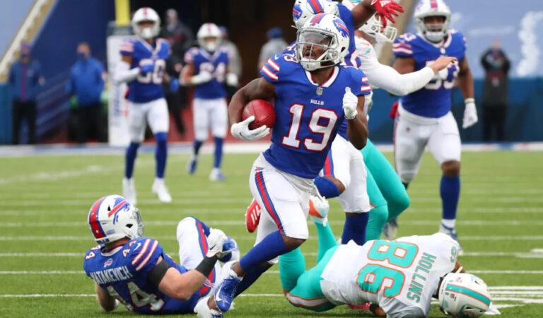 Miami está cerca de la eliminación al sufrir masacre contra Buffalo