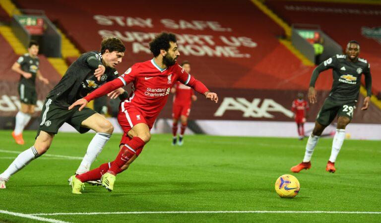 Liverpool y Manchester United entregan un clásico inglés sin anotaciones