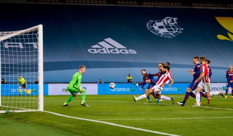 Athletic de Bilbao es campeón de la Supercopa de España