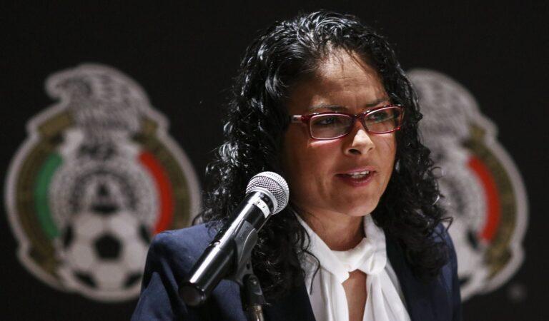 OFICIAL: Mónica Vergara es la nueva entrenadora de la Selección Mexicana Femenil