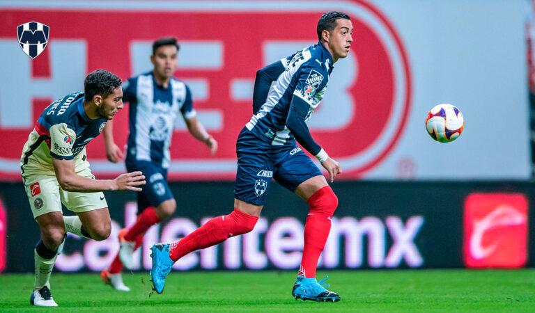 Los Rayados de Monterrey suman su segunda victoria consecutiva