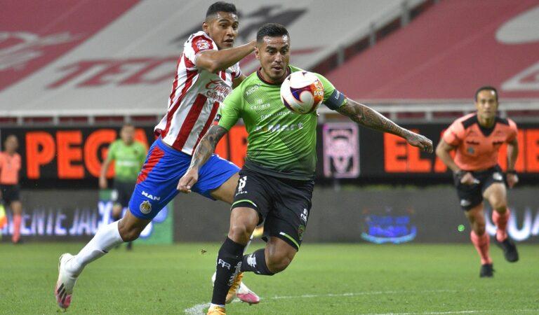 Juárez le propina su segunda derrota consecutiva Chivas