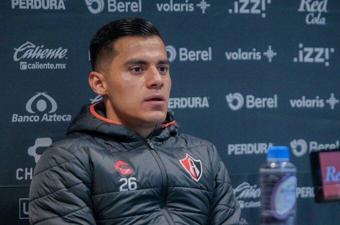 """""""No podemos dejar pasar más puntos; tenemos que ser diferentes"""": Aldo Rocha"""