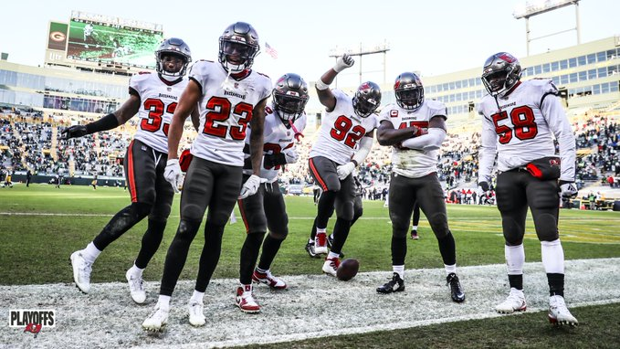 Tom Brady y los Bucs derrotan a Green Bay para llegar al Super Bowl