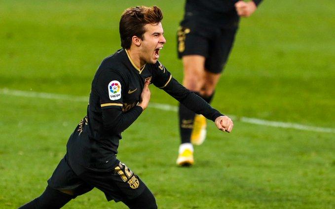 Barcelona venció al Elche de visita sin Lionel Messi