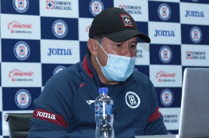 Juan Reynoso aseguró que Jonathan Rodríguez está arrepentido