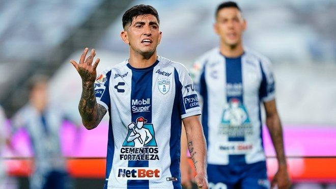 Víctor Guzmán se perderá el resto del Guard1anes 2021