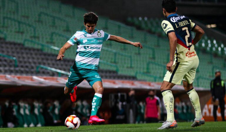 Santos y América dividen puntos en el TSM