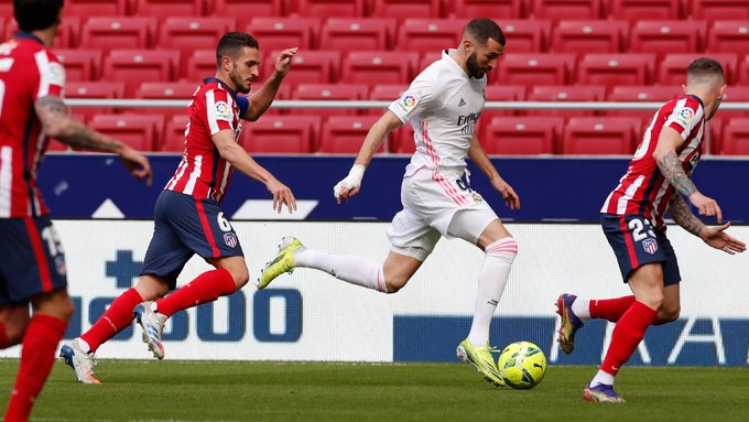 Atlético de Madrid y Real Madrid dejan LaLiga más viva que nunca
