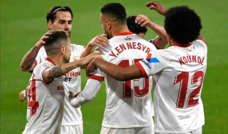 El Sevilla se lleva el Derbi Andaluz ganando por la mínima al Betis