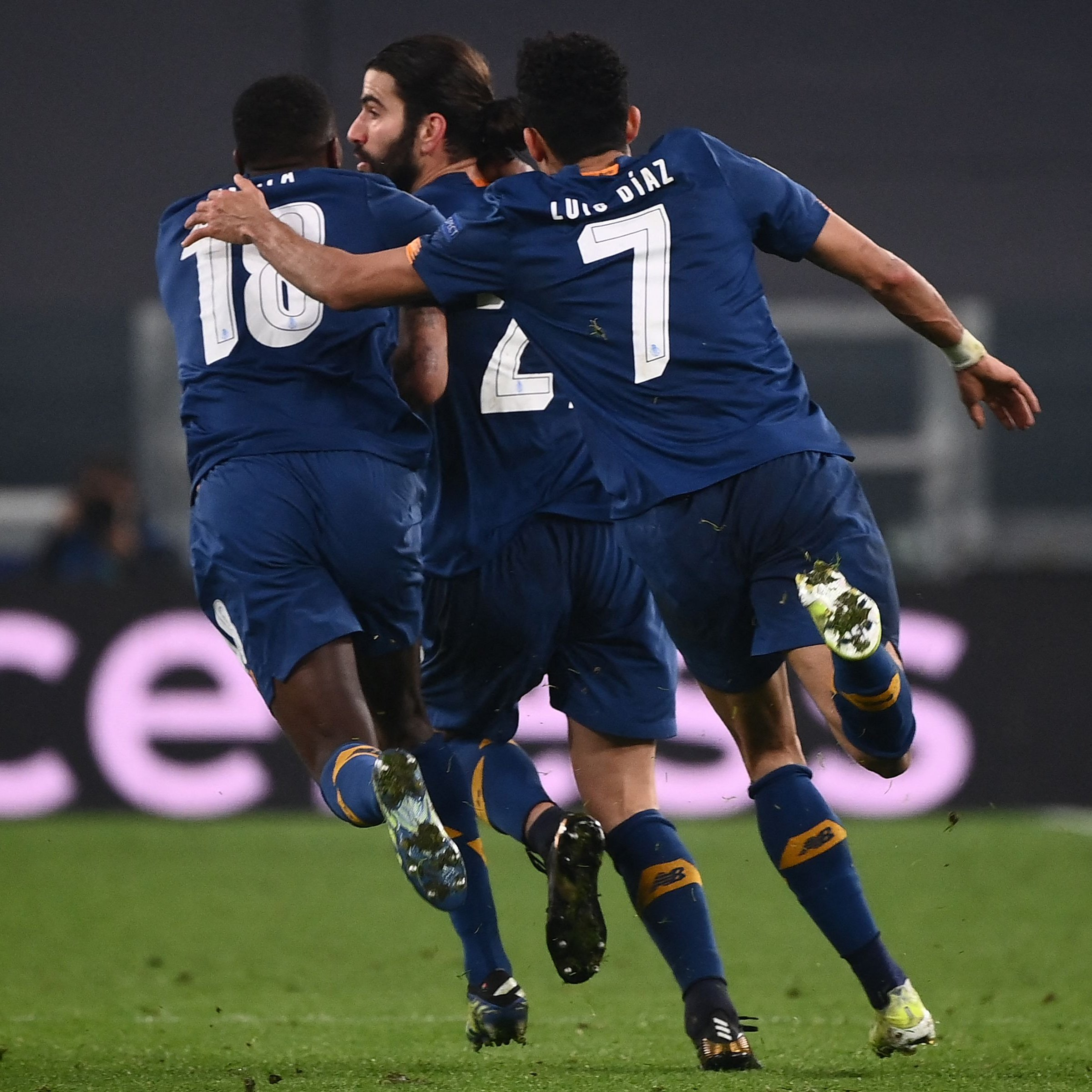 Porto dio la campanada y elimina a Juventus de la Champions League