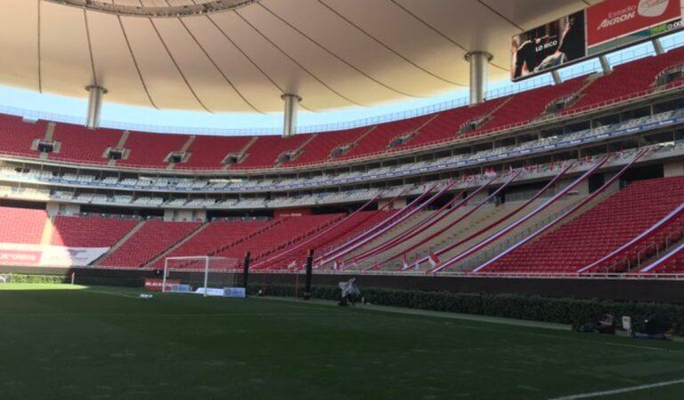 Oficial: Chivas abrirá el Estadio Akron para el Clásico Nacional