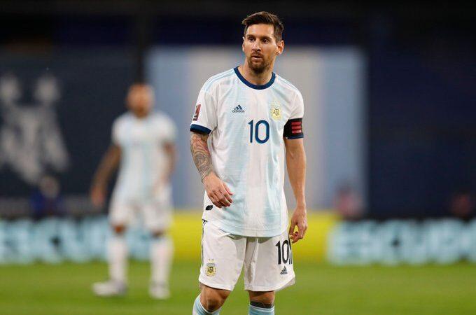 Argentina presentó su nuevo jersey de cara a la Copa América