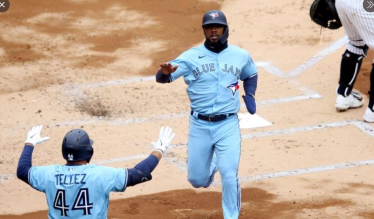 Los Blue Jays le pegan en Opening Day a Yankees en New York