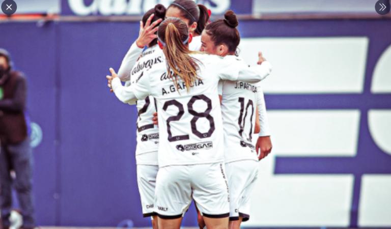 Atlas Femenil con par de golazos de Alison González venció a San Luis