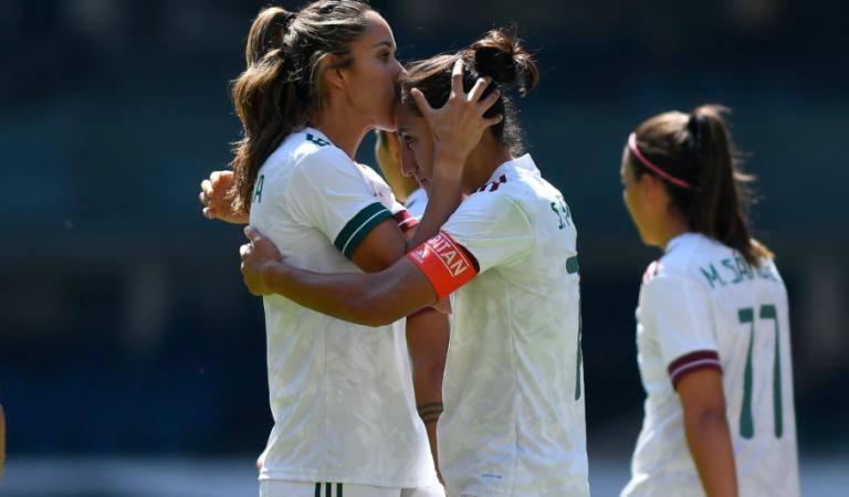 Una nueva esperanza: La era de Mónica Vergara al mando de la selección femenil