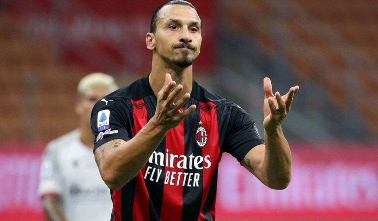 UEFA investiga a Zlatan Ibrahimovic