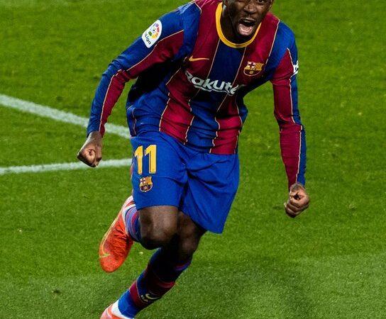 Barcelona venció al Valladolid y está a un punto del Atlético de Madrid
