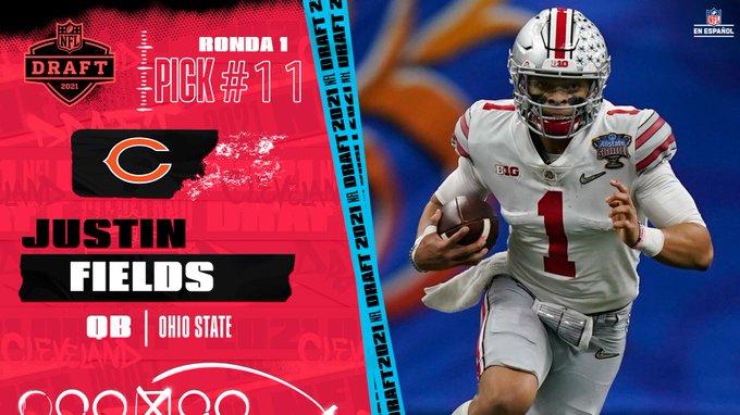 Ganadores y perdedores de la primera ronda del Draft NFL 2021